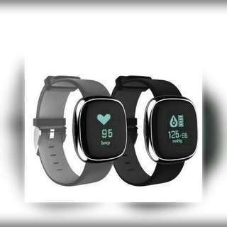 Smart Watch P2 Grey/Black