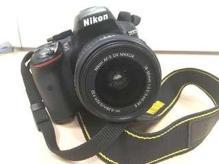 Nikon D5300 for sale :) (good as new)
