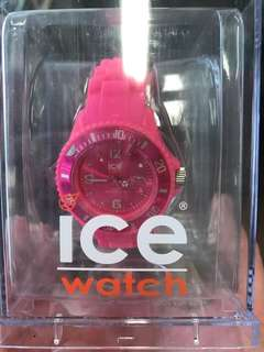ICE-WATCH 🇺🇸 粉紅 hot pink classic 款