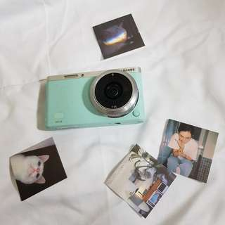 🚚 NX mini相機