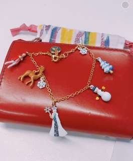 Les Néréides & N2 Snow Queen Bracelet