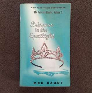 Princess Diaries SERIES by Meg Cabot