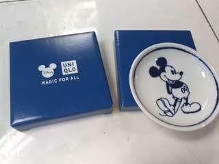 Mickey mouse Saucer 2pcs