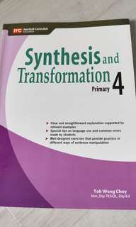 Synthesis  and transformation
