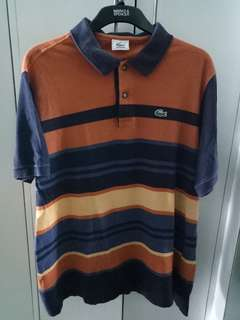 LACOSTE Top of the line Polo Shirt (Original)