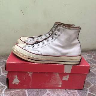 Converse 70s leather