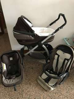 Peg Perego 3 in 1 Navetta XL