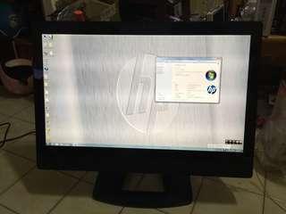 HP Z1 G1 27吋/E3-1235/8G/1TB/Q1000M ~ AIO 繪圖工作站