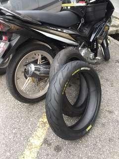 Pirelli Supercorsa Sc2 Pirelli Rosso 3