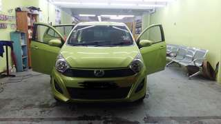 Bagu Car Rental & Services