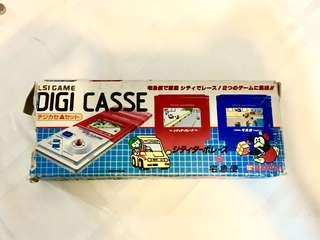 80年代罕有Bandai 可換畫面遊戲機  操作,畫面,聲音正常   Made in Japan 日本製造  80年代懷舊罕有遊戲機 game and watch