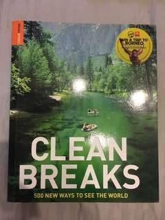 Rough Guides: Clean Breaks - 500 new ways to see the world