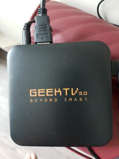 Android TV Box GEEKTV3.0