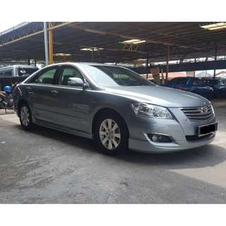2008 TOYOTA CAMRY 2.0E (A) GOOD CONDITION