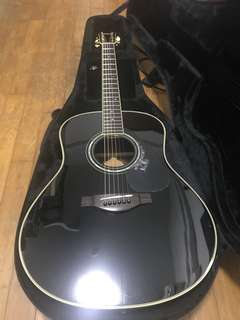 Yamaha LLX16 Full Solid Guitar