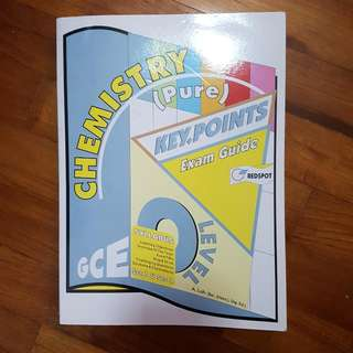 Chemistry O level Keypoints Exam Guide