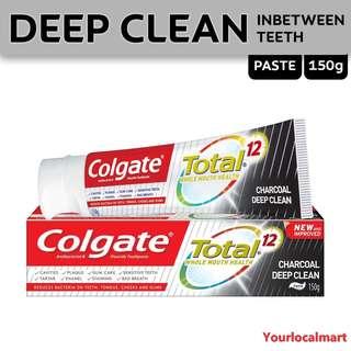 Colgate Total Toothpaste Bundle of 5 x 150g