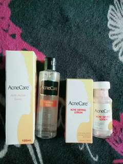 Acne Care Toner&Drying Lotion