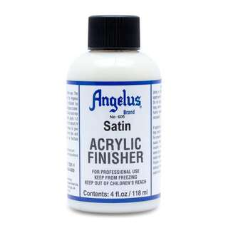 Angelus Satin Finisher