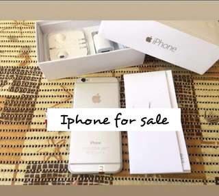 Iphone For Sale (t'shoppee)