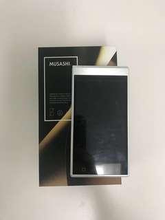 FREETEL MUSASHI FTJ161A sim free 兩卡機 摺機 雙屏幕 繁簡中對應