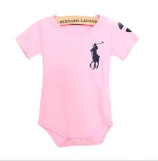 Polo ralph lauren rompers and polo tee for kids