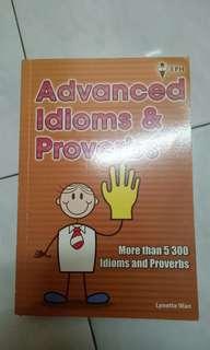 SPM PMR Advanced Idioms and Proverbs