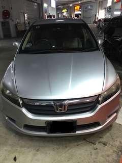 Honda Stream.Low daily rental with NO DEPOSIT! WHATSAPP SJ 81448833