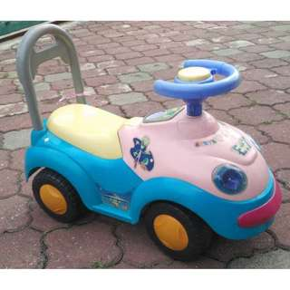 Baby Push-on Car * L46 J