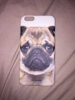 Pug IPhone 6/7 Plus case
