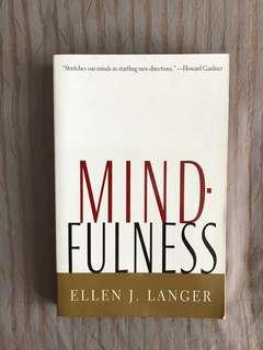 Mindfulness by Ellen J Langer