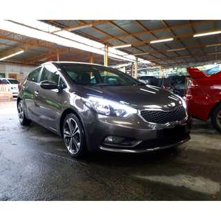 2013 KIA CERATO YD 1.6 (A) GOOD CONDITION