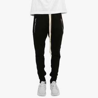 🚚 Mnml LAX SWEATPANTS 黑色 素面 運動褲 棉褲