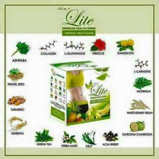 Lite (slimming coffee)