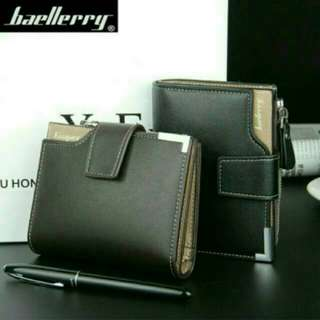 Olshop fashion dompet pendek baellerry