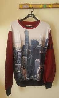 Sweater tumblr city