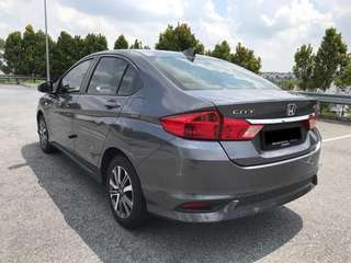 Car Rental RM100