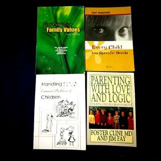 4 Parenting Handling Children Family Values & Needs
