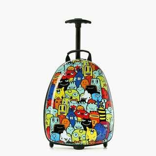 Kids Mini Hard Luggage Cute Design