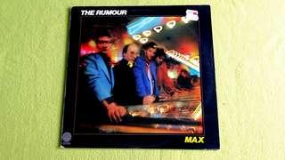 RUMOUR . max.  Vinyl record