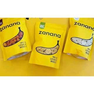 Zahara Kripik pisang