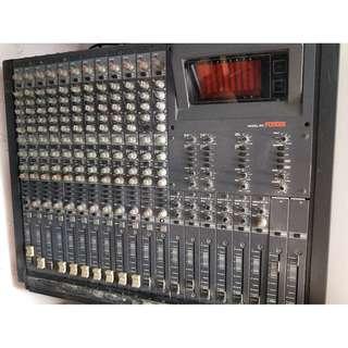 Fostex 812 Mixer - Faulty