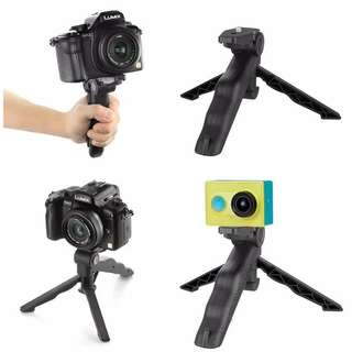 2 in 1 Portable Mini Folding Tripod