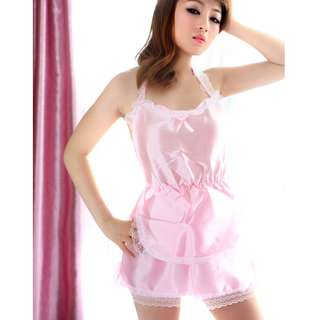 [End Stock Clearance] Babydoll / Sexy Dress QZ-9042