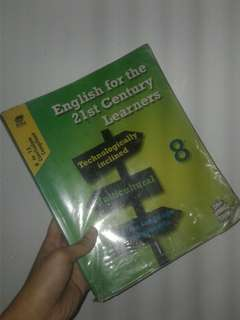 Grade 8: English for the 21st Century Learners