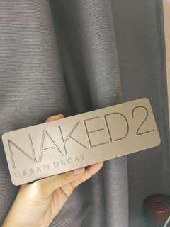 Urban Decay Naked 2 (postage included)