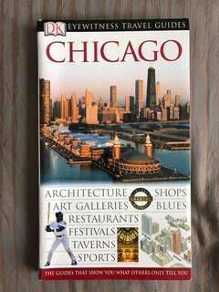 DK Eyewitness Travel Guides : Chicago