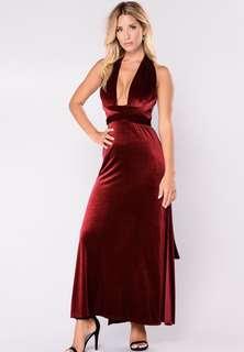 Fashion Nova Multiways Dress