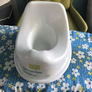 High Seat White Potty