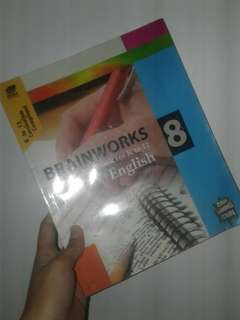 Grade 8: Brainworks - A skill Book for K to 12 English